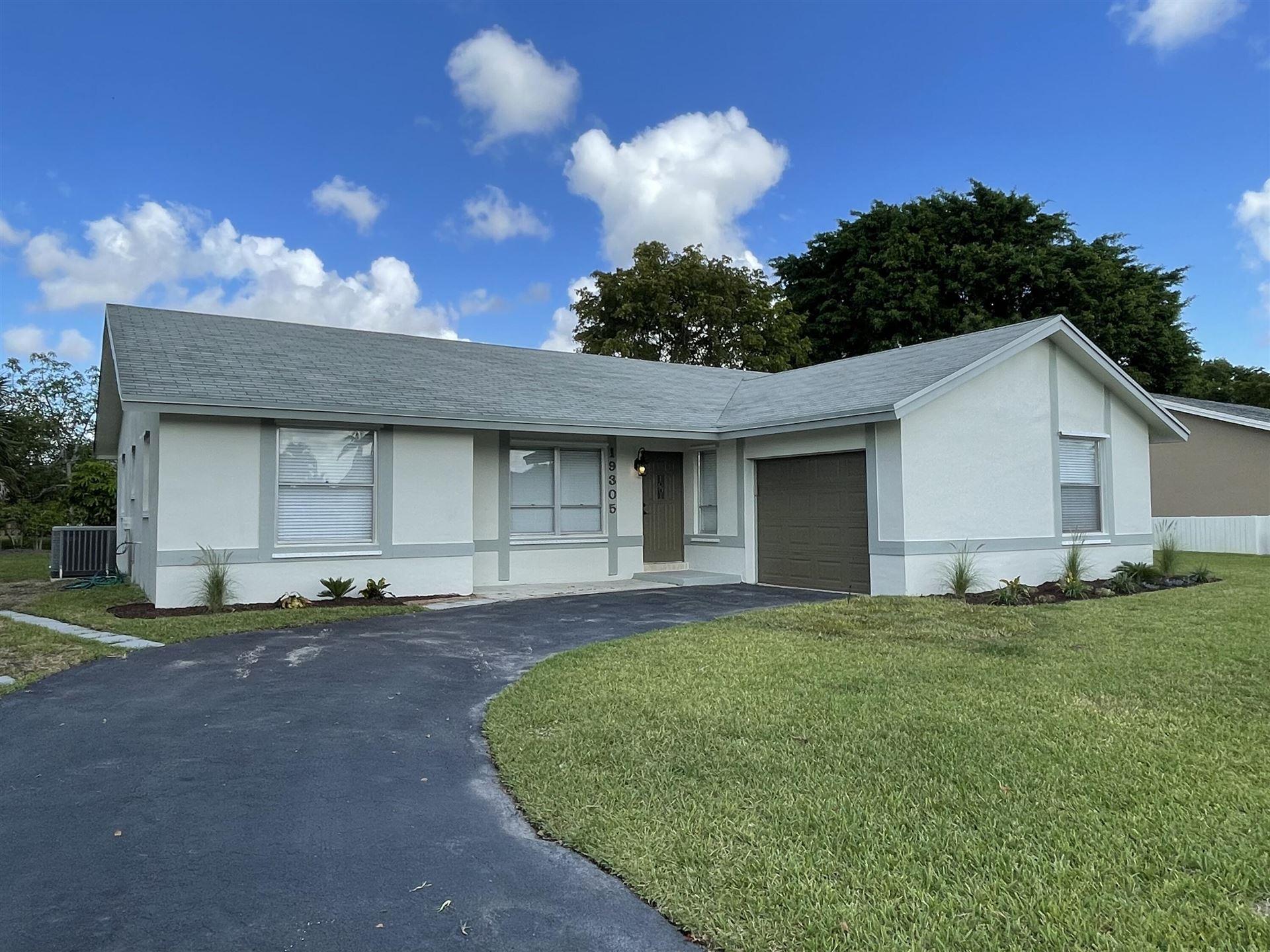 19305 Liberty Road, Boca Raton, FL 33434 - MLS#: RX-10722825