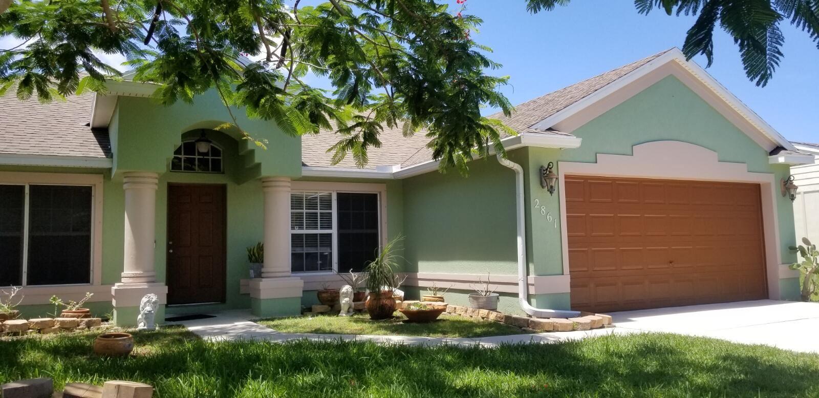 2861 SE Ironton Avenue, Port Saint Lucie, FL 34952 - #: RX-10735825