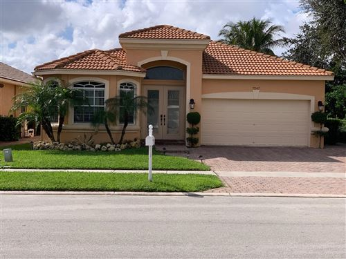Photo of 7247 Via Leonardo, Lake Worth, FL 33467 (MLS # RX-10576826)