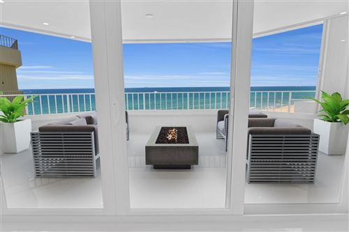 Photo of 500 S Ocean Boulevard #906, Boca Raton, FL 33432 (MLS # RX-10630826)