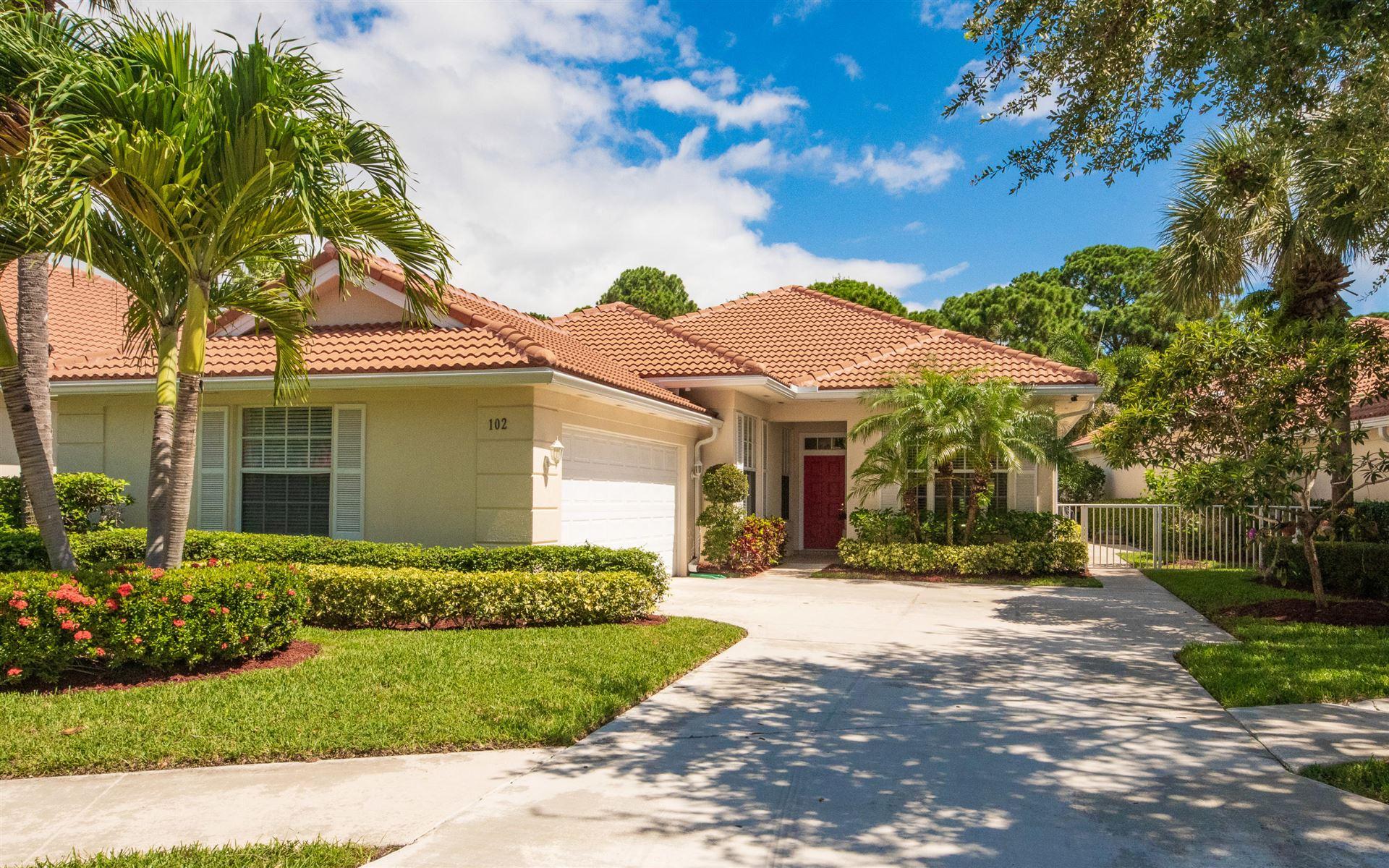 102 Lost Bridge Drive, Palm Beach Gardens, FL 33410 - #: RX-10629826