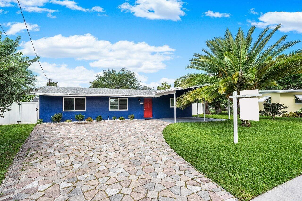 317 Emerson Circle, Palm Springs, FL 33461 - #: RX-10733826