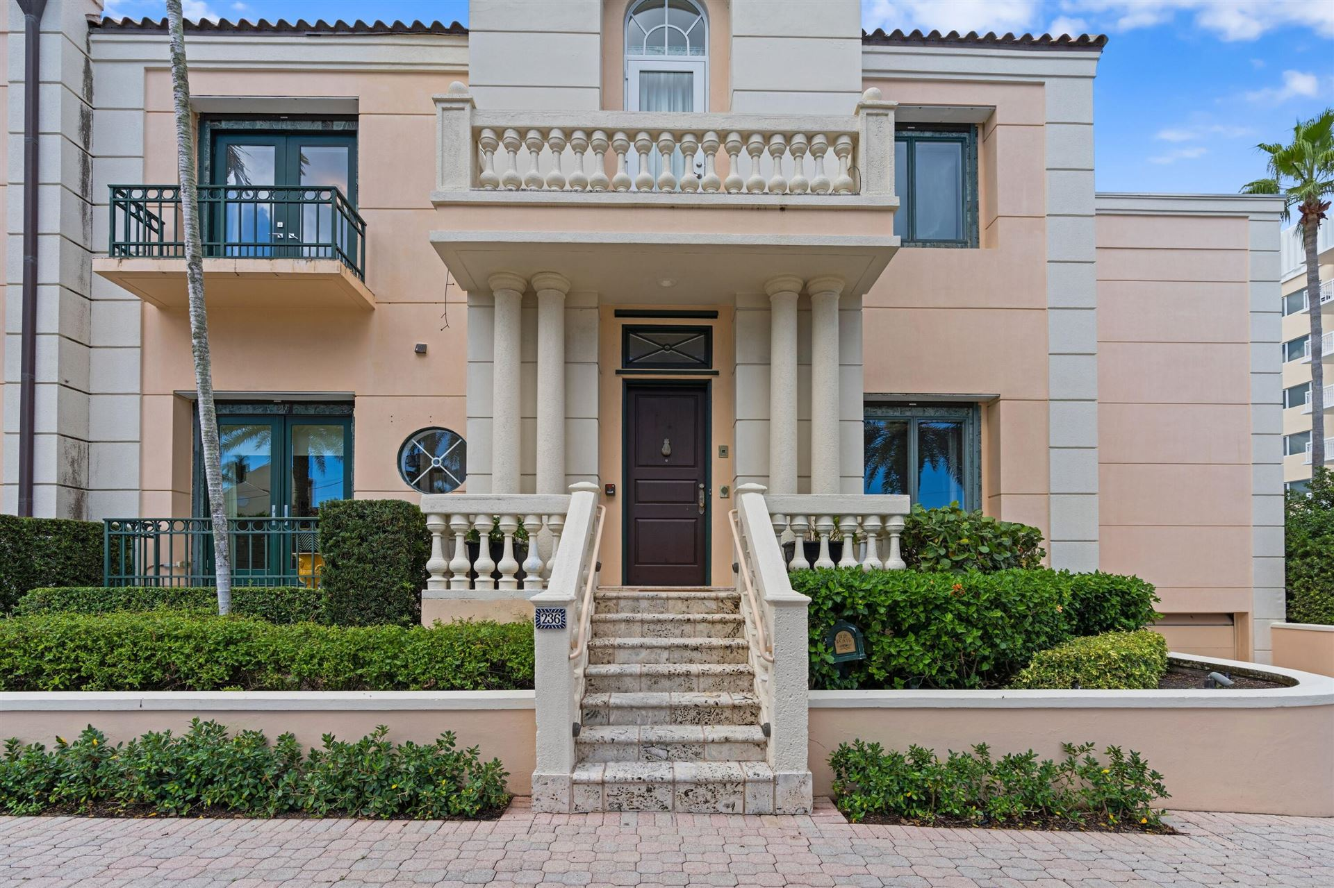 236 Bradley Place #7, Palm Beach, FL 33480 - #: RX-10752826