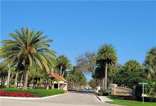 Photo of 5750 Camino Del Sol #204, Boca Raton, FL 33433 (MLS # RX-10734827)