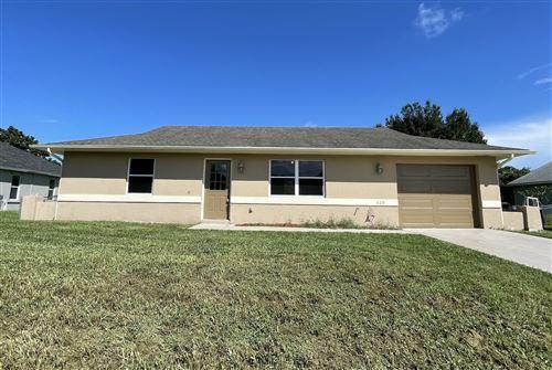 Photo of 629 SE Dean Terrace, Port Saint Lucie, FL 34953 (MLS # RX-10747827)