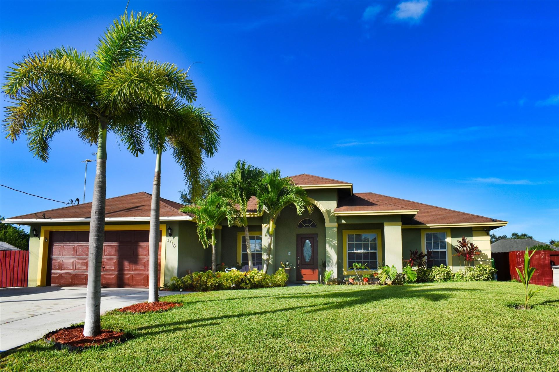 3716 SW Lafleur Street, Port Saint Lucie, FL 34953 - #: RX-10662827