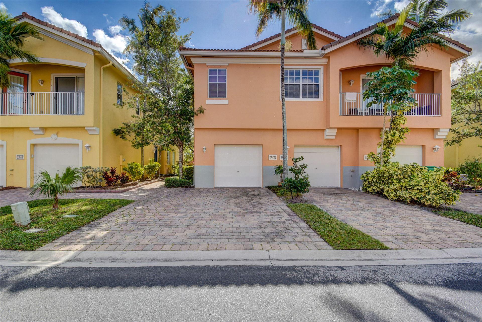 1728 Carvelle Drive, Riviera Beach, FL 33404 - #: RX-10685827