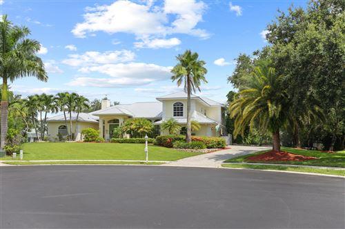 Photo of 1256 SW Jasmine Trace, Palm City, FL 34990 (MLS # RX-10638828)