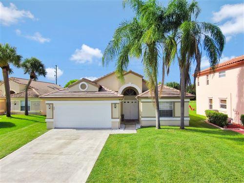 Photo of 6180 Windlass Circle, Boynton Beach, FL 33472 (MLS # RX-10644828)