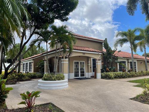 Photo of 1089 N Benoist Farms Road #207, West Palm Beach, FL 33411 (MLS # RX-10753828)