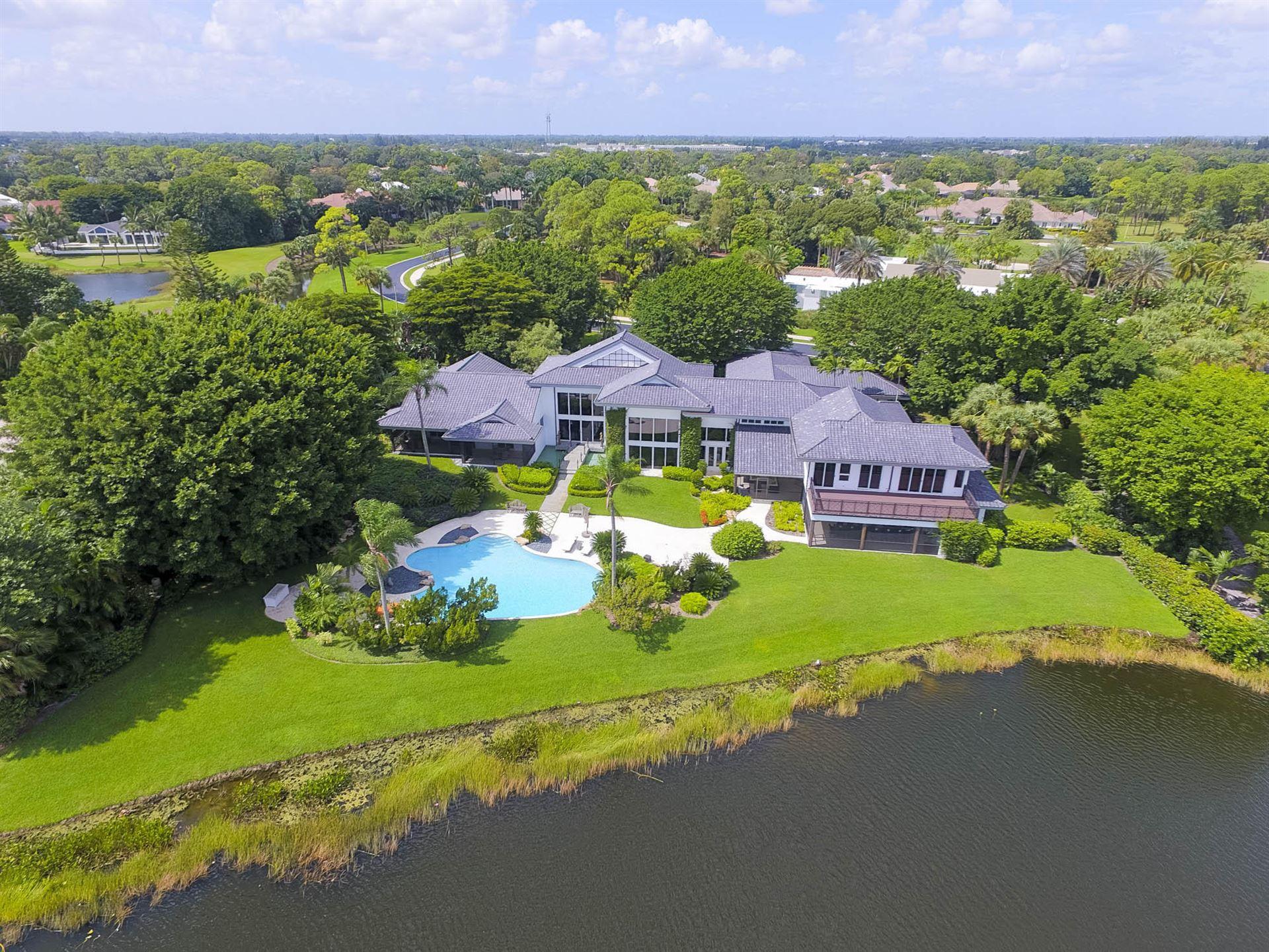 1449 Enclave Circle, West Palm Beach, FL 33411 - #: RX-10599828
