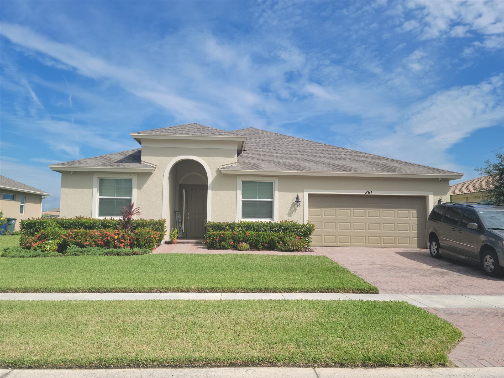 881 Bent Creek Drive, Fort Pierce, FL 34947 - MLS#: RX-10745828