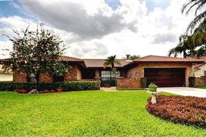Photo of 20096 Back Nine Drive, Boca Raton, FL 33498 (MLS # RX-10426829)