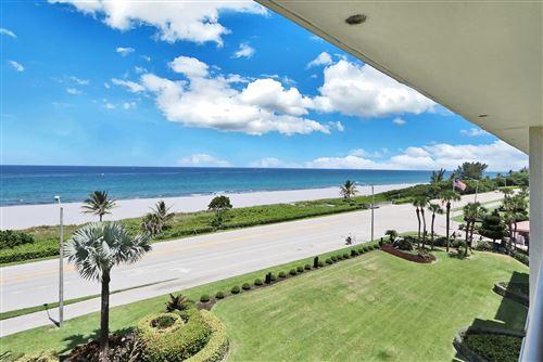 Foto de inmueble con direccion 2727 N Ocean Boulevard #A-507 Boca Raton FL 33431 con MLS RX-10634829