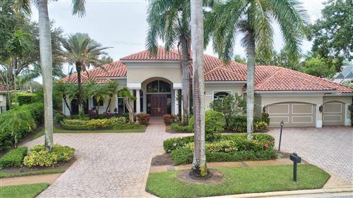 Photo of 7218 Ayrshire Lane, Boca Raton, FL 33496 (MLS # RX-10653829)