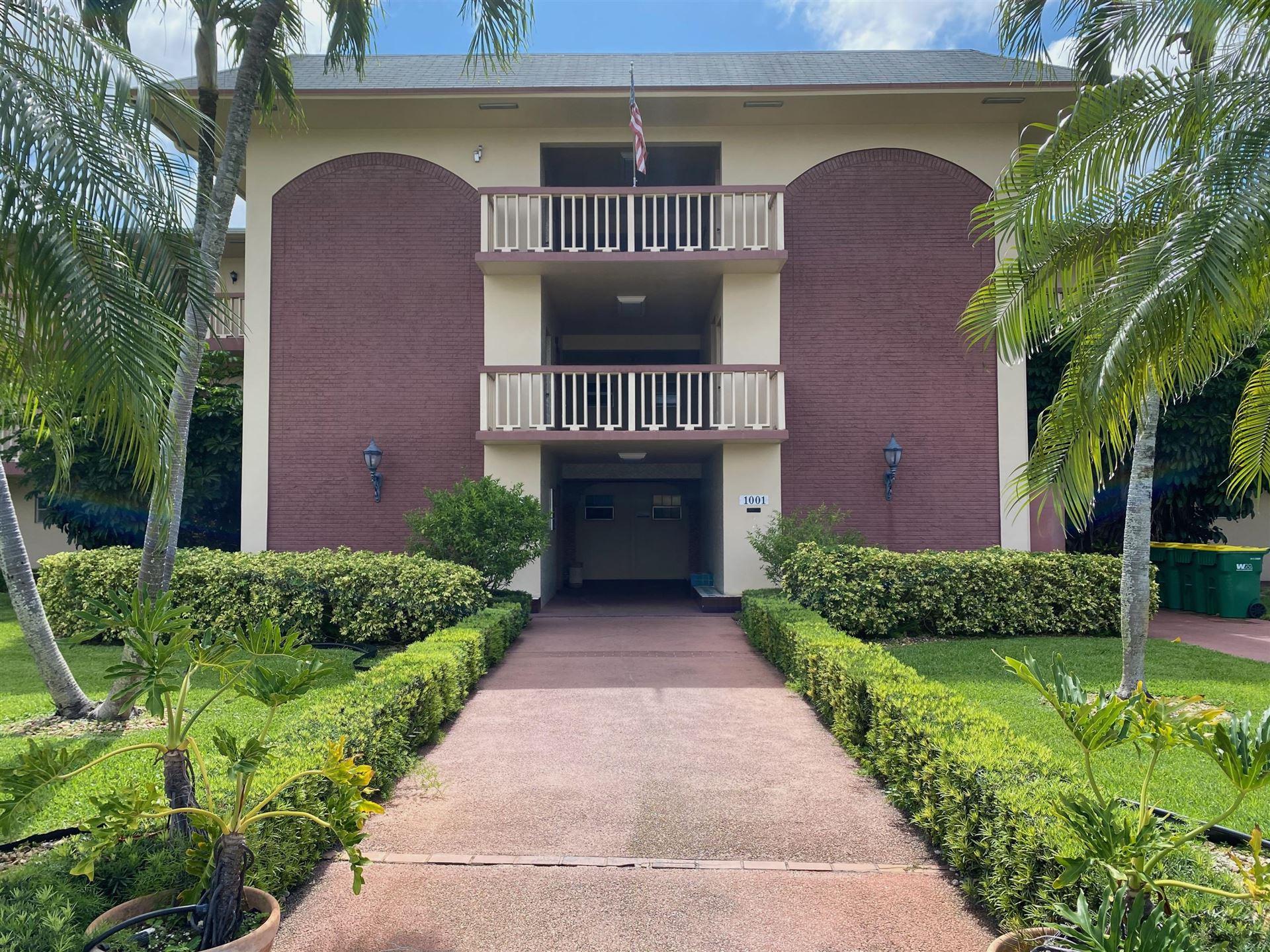 1001 Hillcrest Court #314, Hollywood, FL 33021 - #: RX-10630829