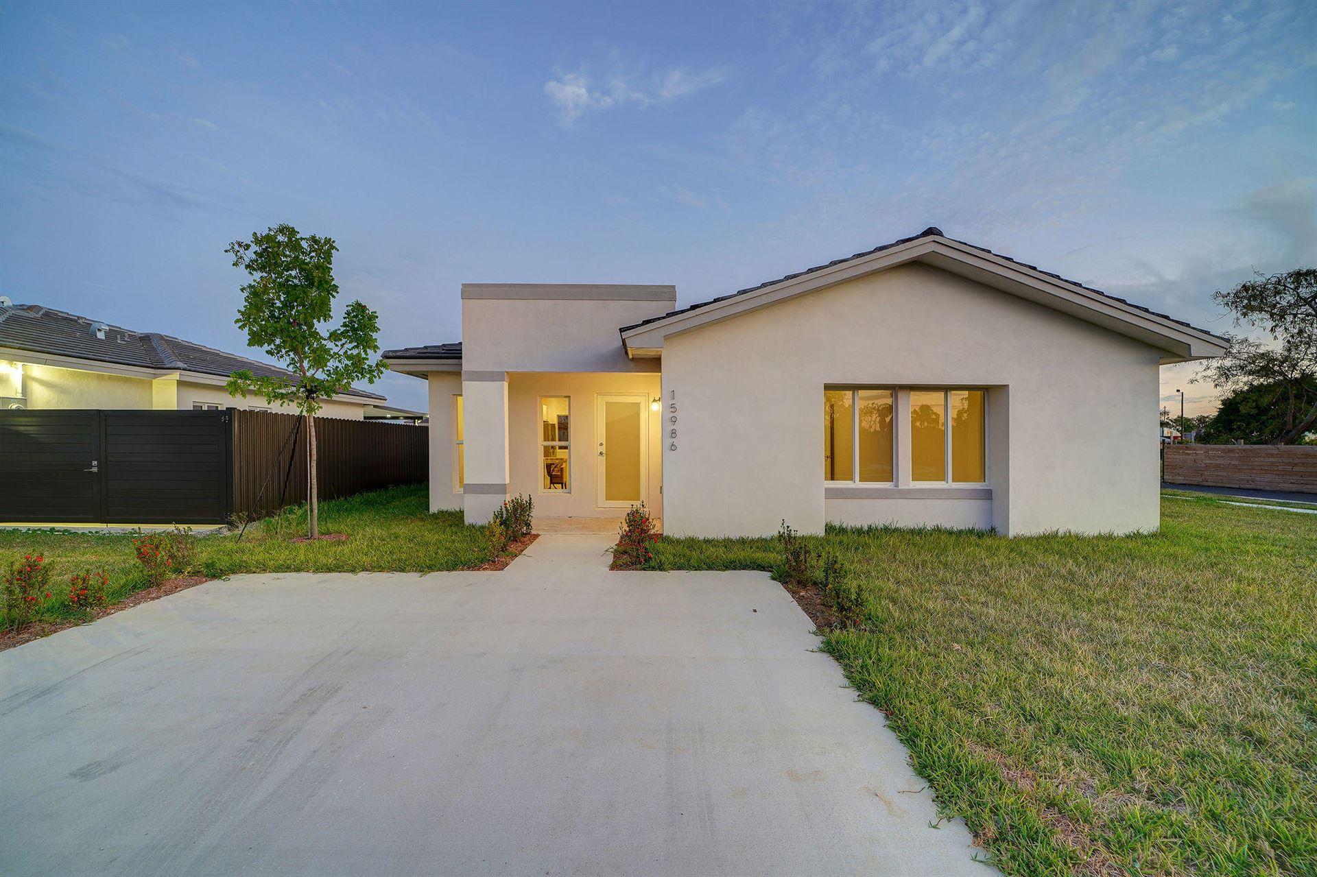 15986 SW 307th Terrace, Homestead, FL 33033 - MLS#: RX-10721829
