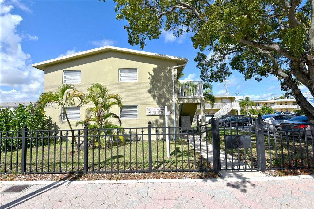 616 Lucerne Avenue #4, Lake Worth, FL 33460 - #: RX-10507830