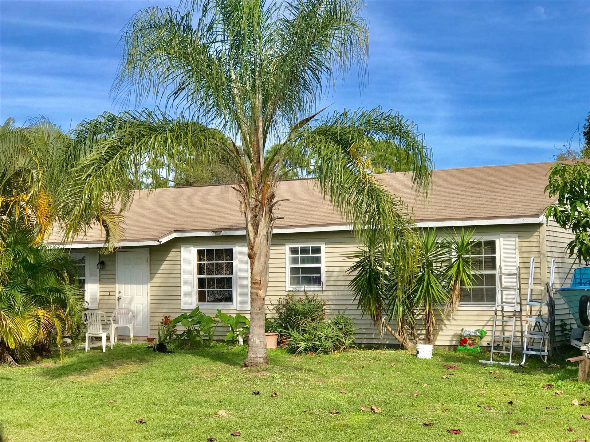 1341 SE Belcrest Street, Port Saint Lucie, FL 34952 - #: RX-10632830