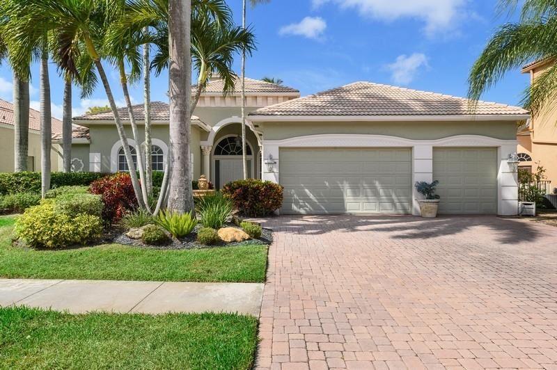 6533 Grande Orchid Way, Delray Beach, FL 33446 - #: RX-10703830
