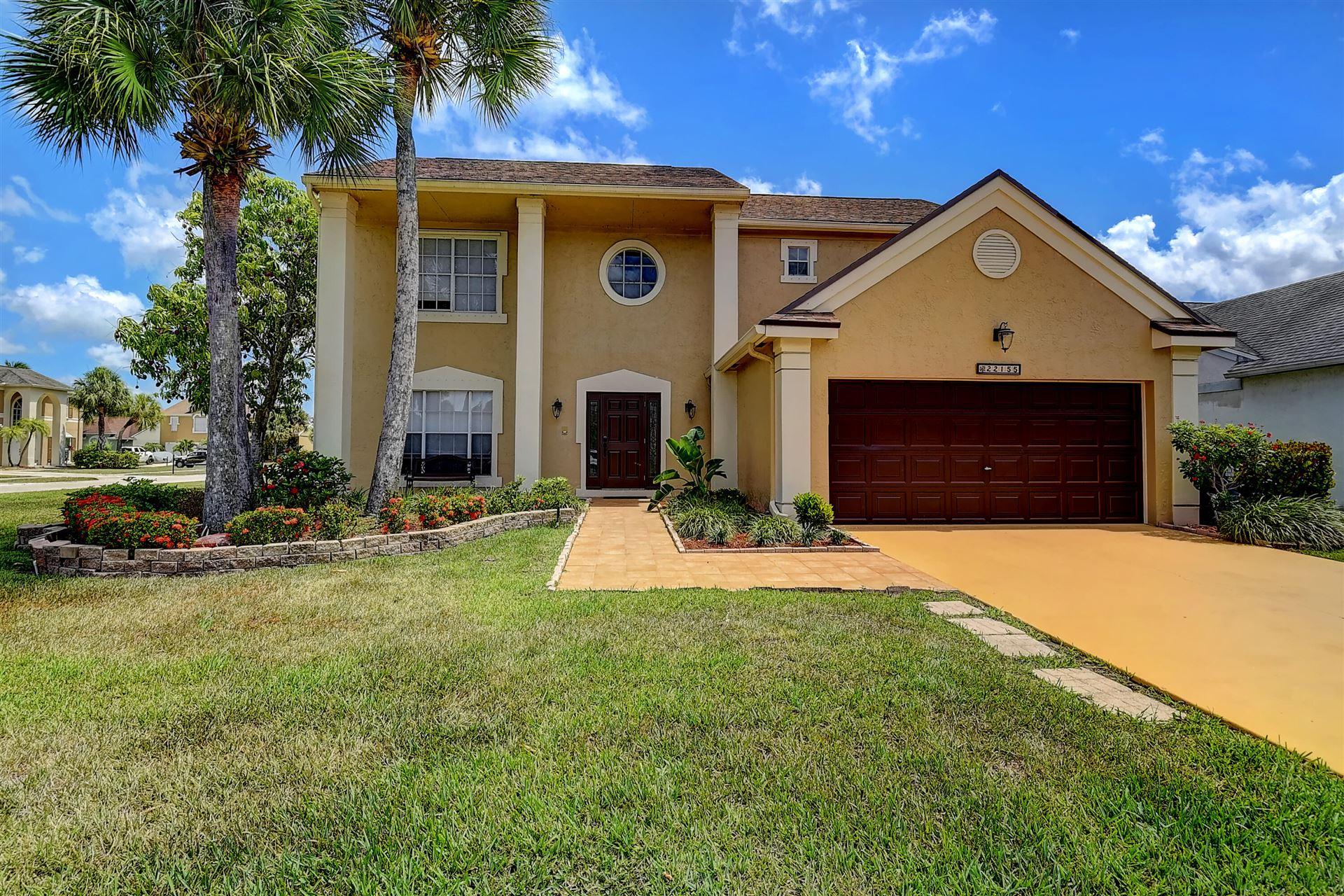 22155 Flower Drive, Boca Raton, FL 33428 - MLS#: RX-10711830