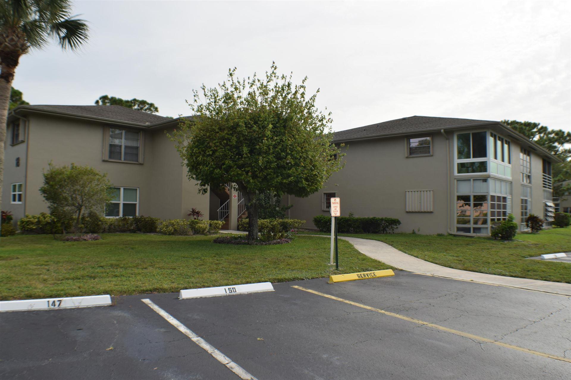 18 Lake Vista Trail #204, Fort Pierce, FL 34952 - #: RX-10742830