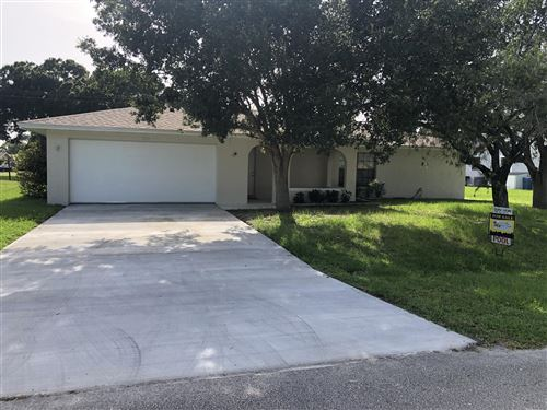 Photo of 526 Michael Street, Sebastian, FL 32958 (MLS # RX-10634831)