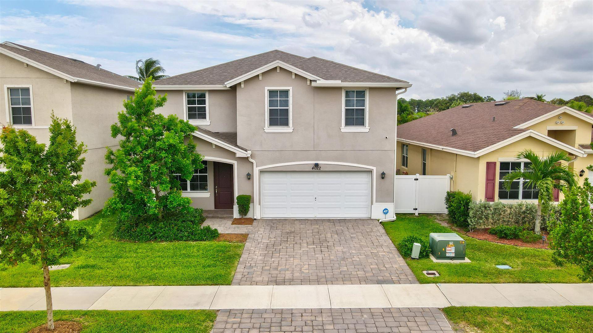 4022 Tomoka Drive, Lake Worth, FL 33462 - MLS#: RX-10716831