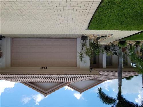 Foto de inmueble con direccion 2465 Sailfish Cove Dr. West Palm Beach FL 33411 con MLS RX-10644832
