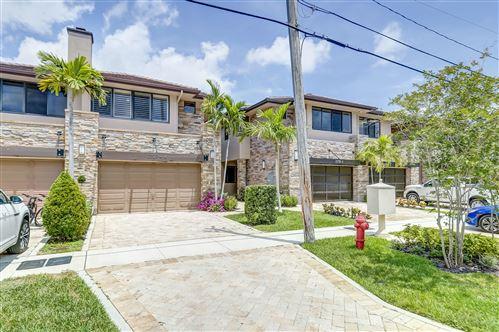 Photo of 2727 NE 14th Street #4, Fort Lauderdale, FL 33304 (MLS # RX-10709832)