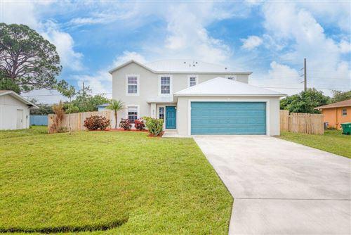 Photo of 538 SE Chapman Avenue, Port Saint Lucie, FL 34984 (MLS # RX-10754832)