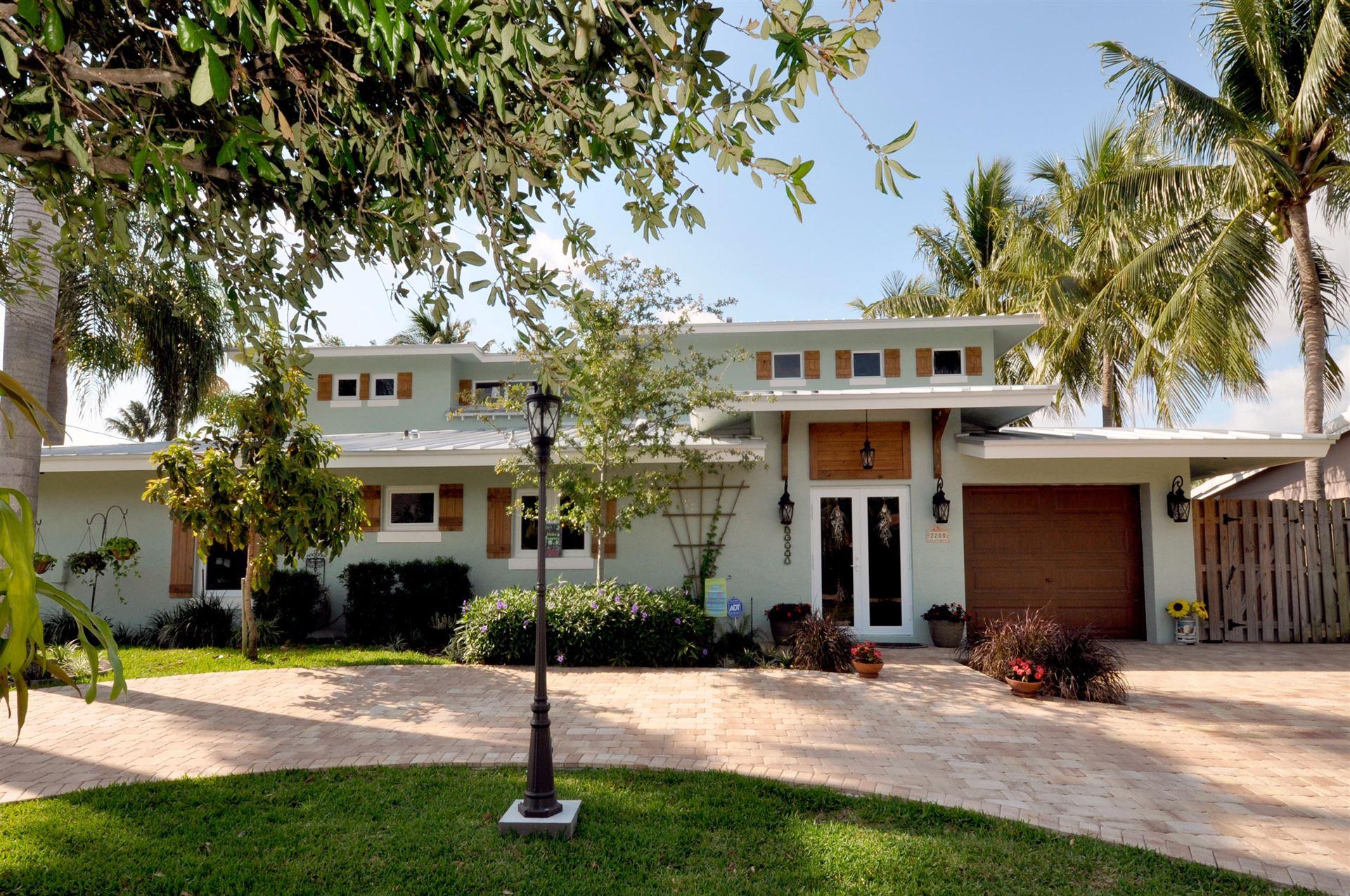 2200 NE 48 Court NE, Lighthouse Point, FL 33064 - #: RX-10638832
