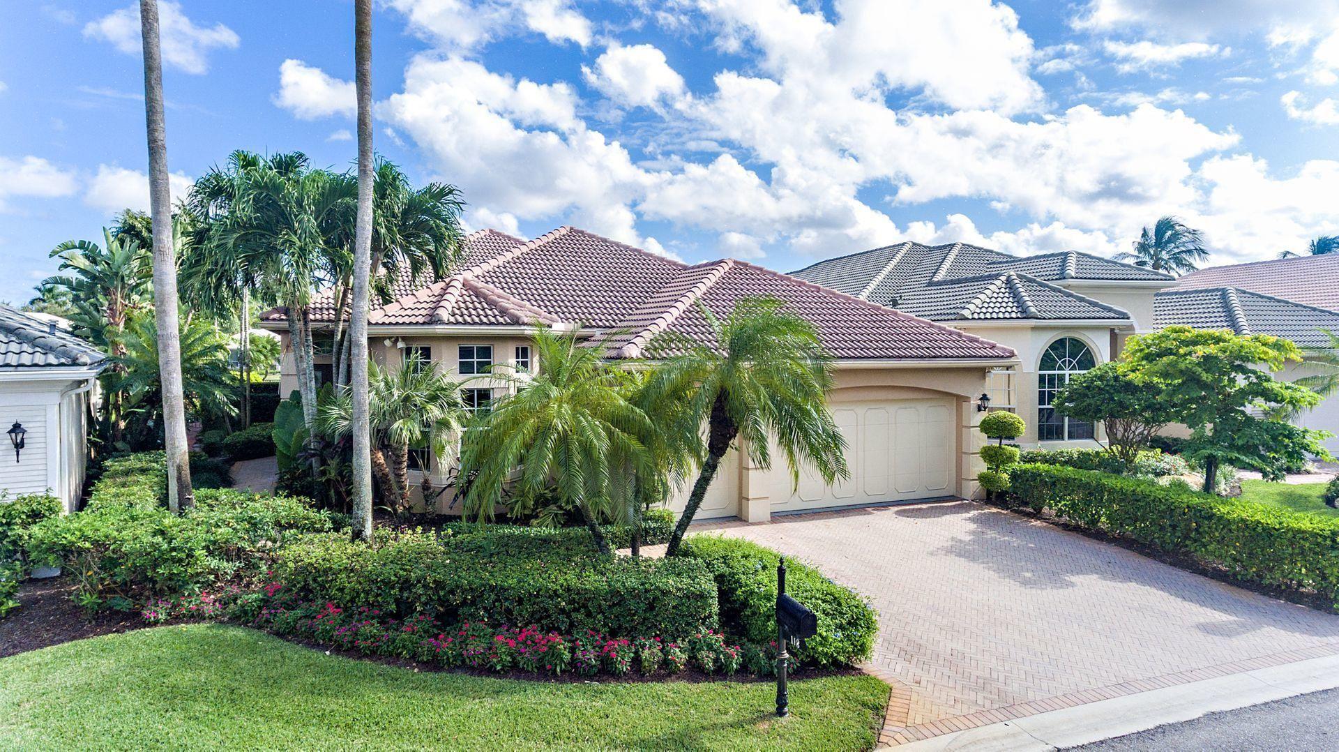 Photo of 118 Banyan Isle Drive, Palm Beach Gardens, FL 33418 (MLS # RX-10697832)