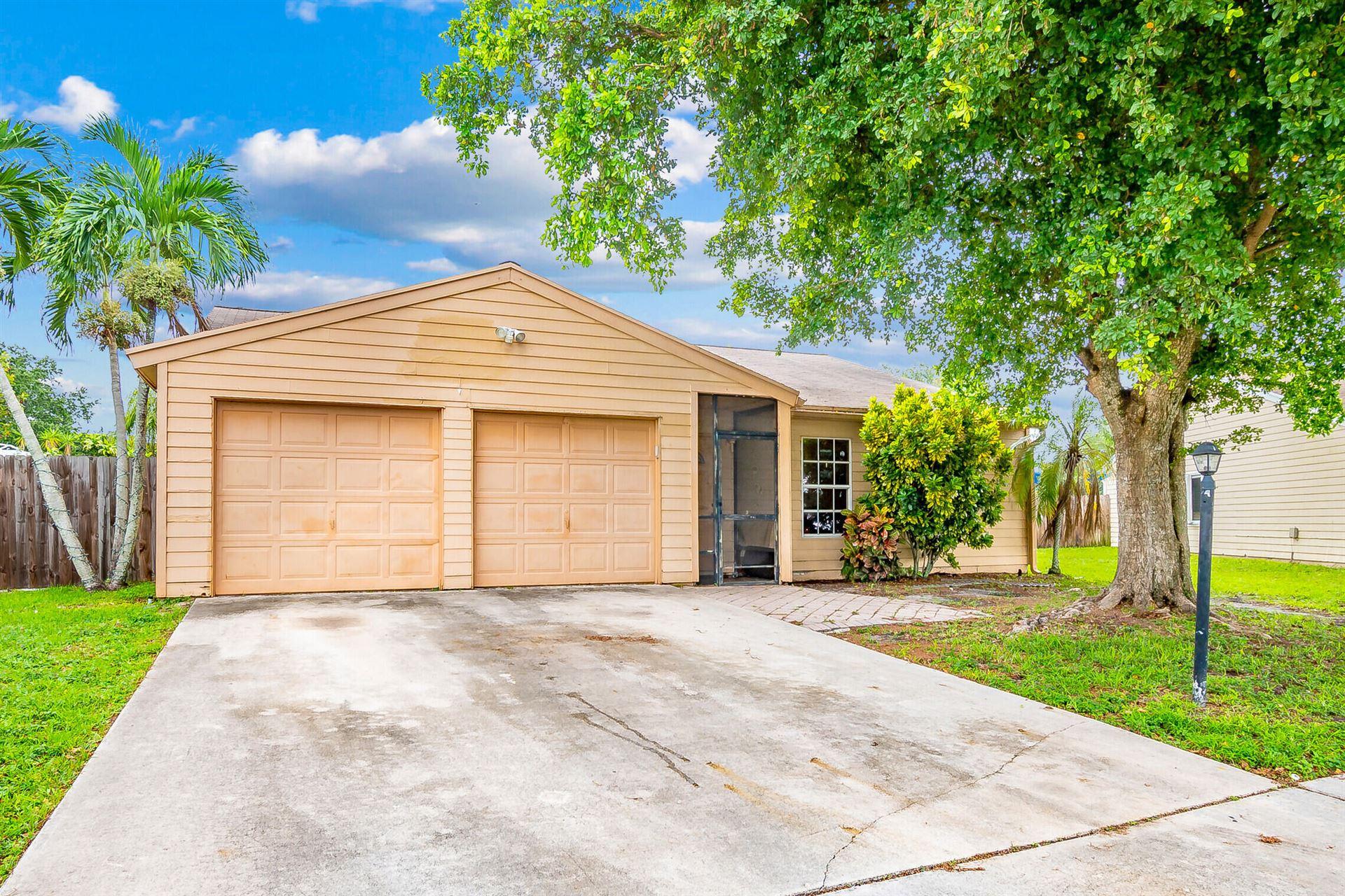 5290 Canal Circle W, Lake Worth, FL 33467 - MLS#: RX-10731832