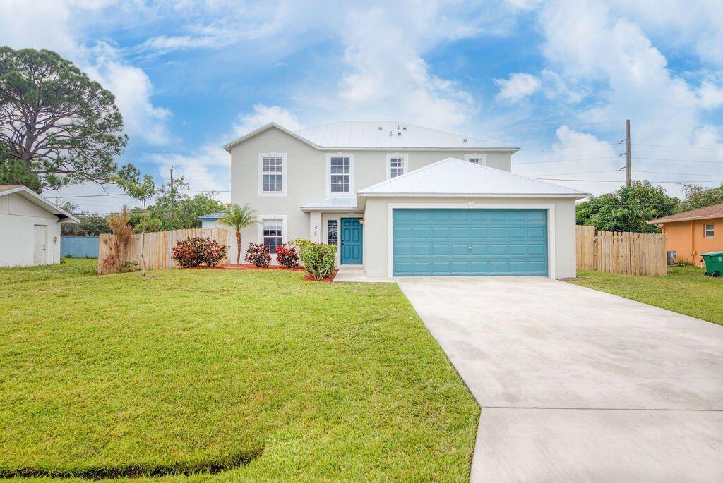 538 SE Chapman Avenue, Port Saint Lucie, FL 34984 - #: RX-10754832