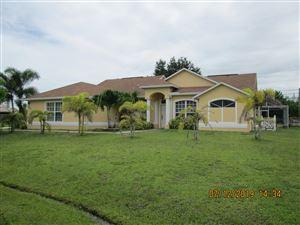 Photo of 3824 SW Kober Road, Port Saint Lucie, FL 34953 (MLS # RX-10546833)