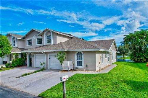 Photo of 14 Desford Lane, Boynton Beach, FL 33426 (MLS # RX-10747833)