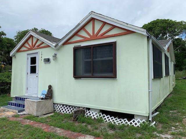 Photo of 1943 N 3rd Street, Fort Pierce, FL 34950 (MLS # RX-10642833)
