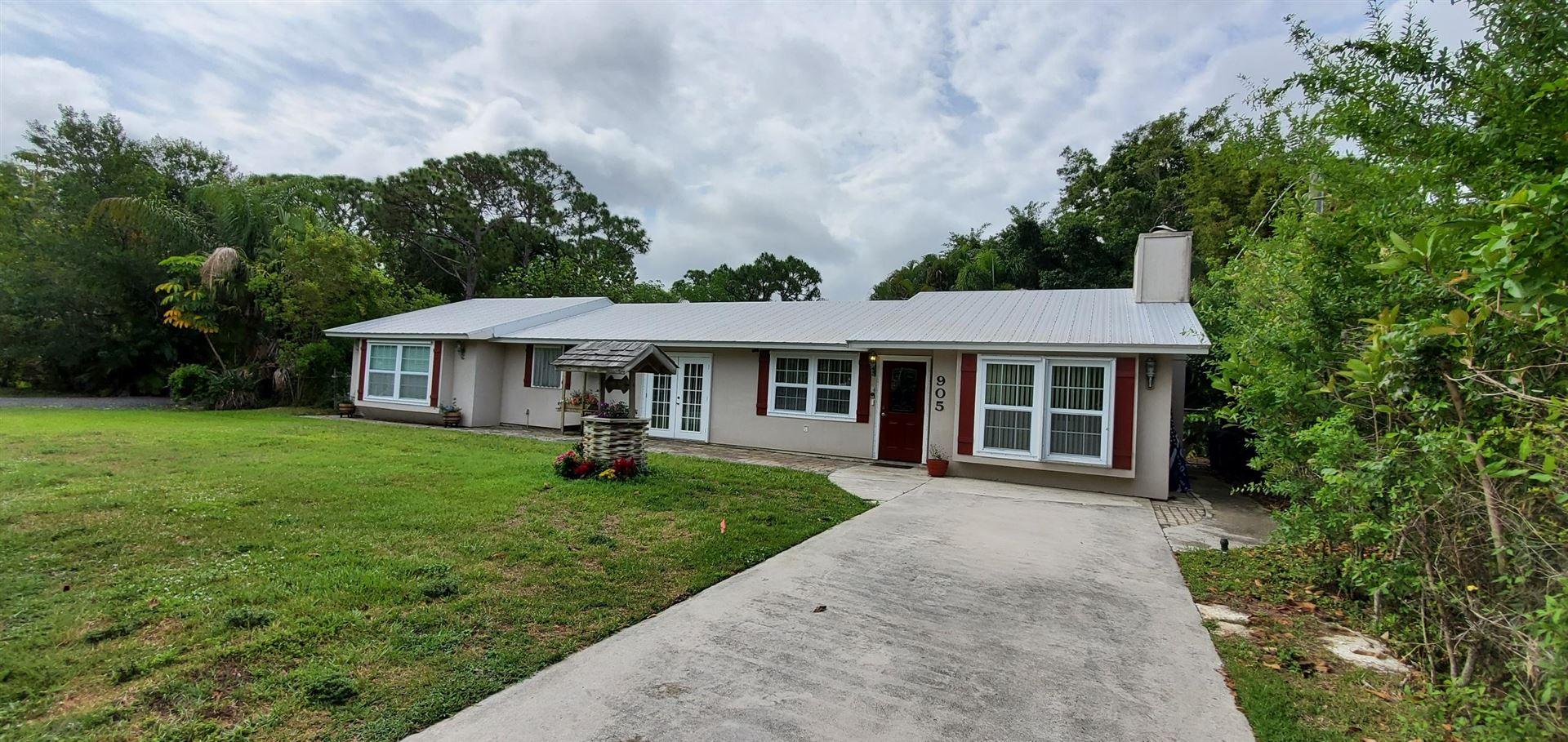 905 E Easy Street, Fort Pierce, FL 34982 - #: RX-10709833