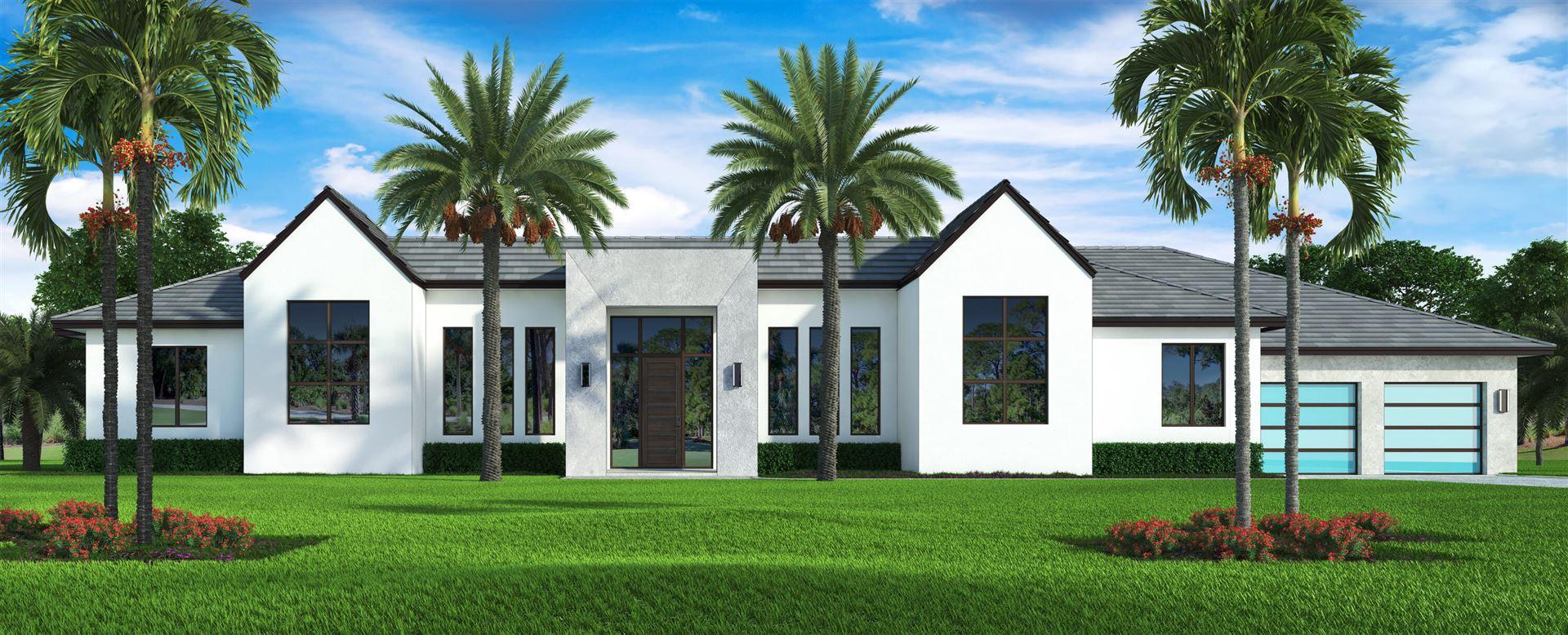 Photo of 3112 Blue Cypress Lane, Wellington, FL 33414 (MLS # RX-10716833)