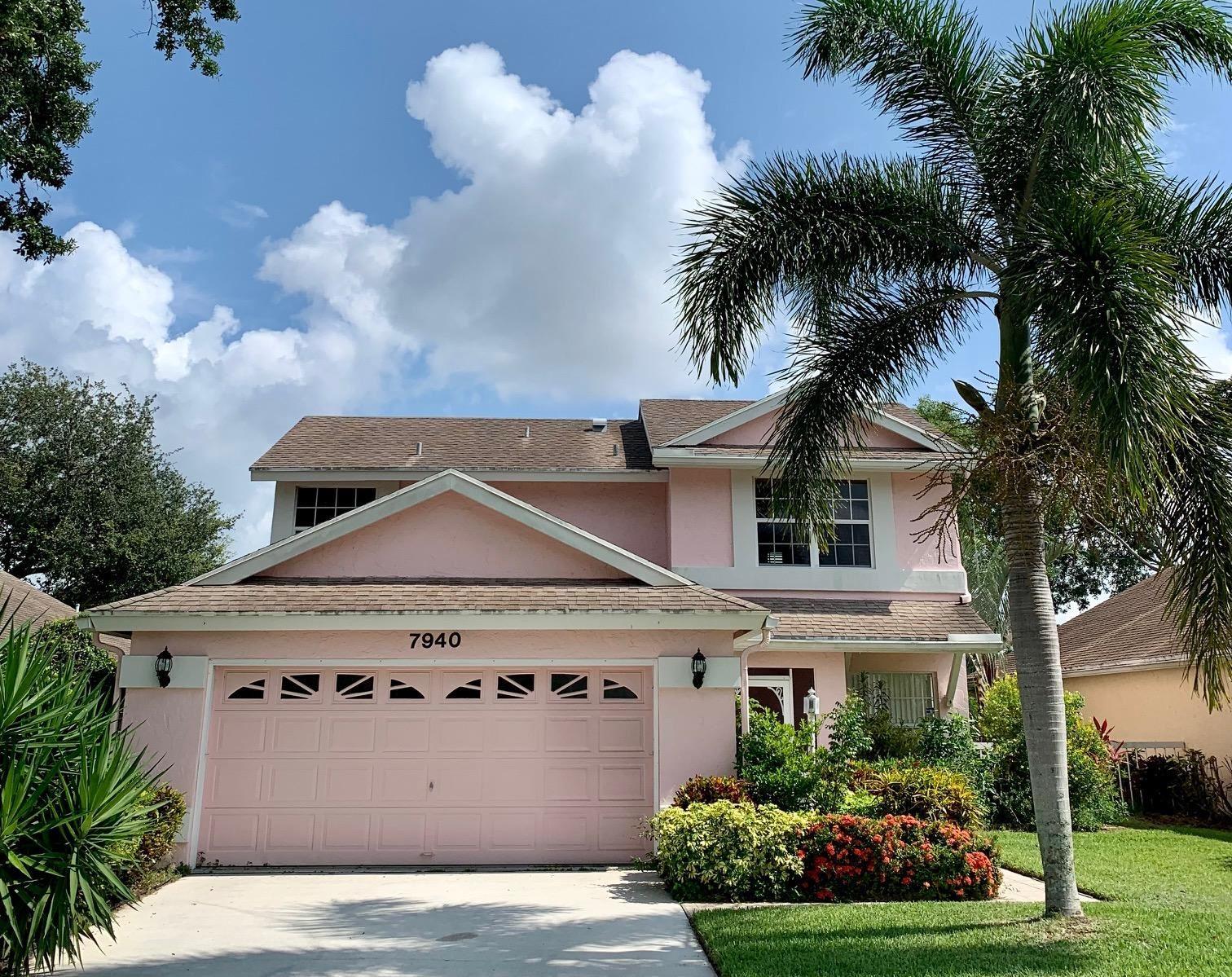 7940 Mansfield Hollow Road, Delray Beach, FL 33446 - #: RX-10730833