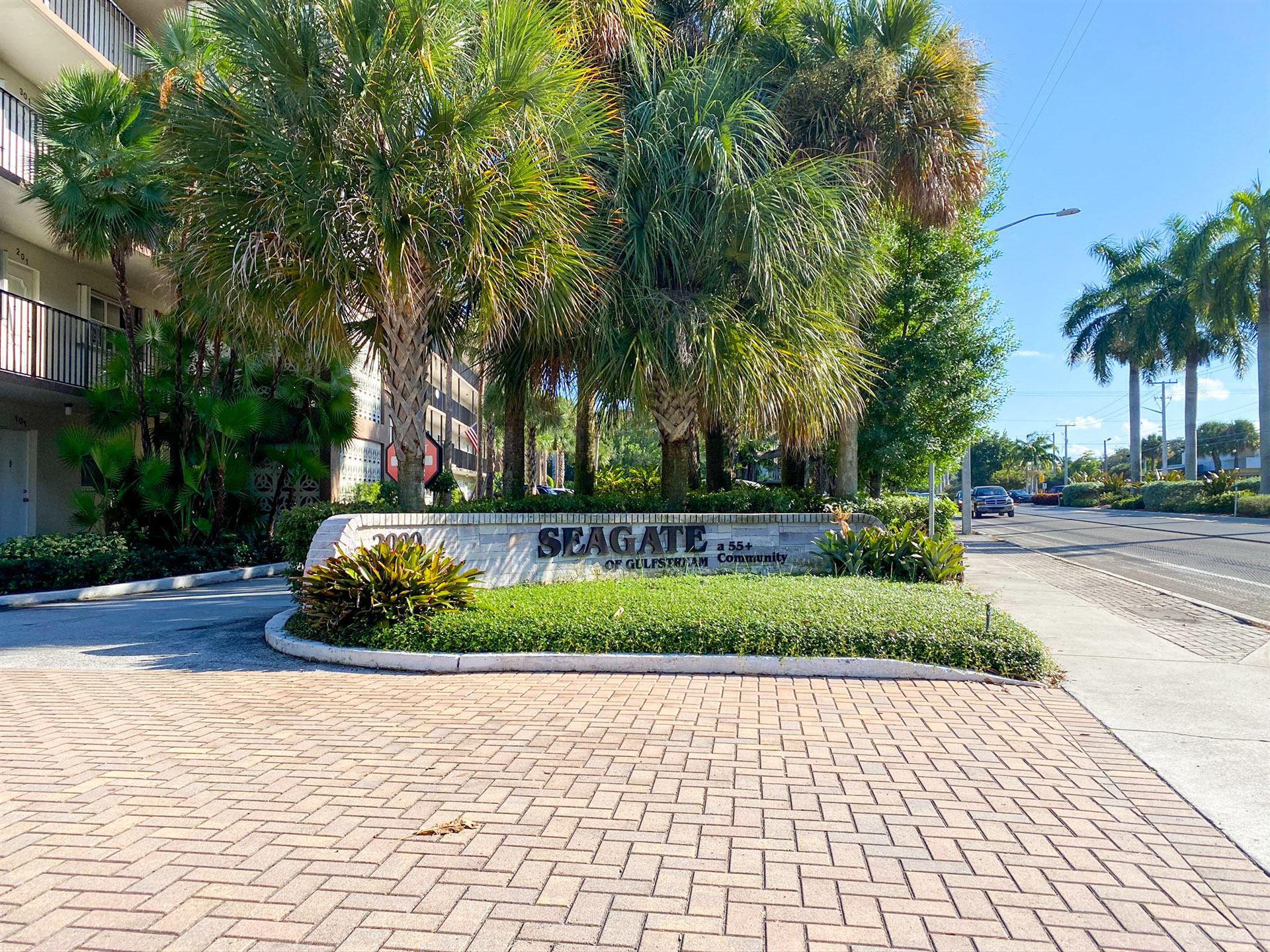 2016 S Federal Highway #103, Boynton Beach, FL 33435 - MLS#: RX-10740833