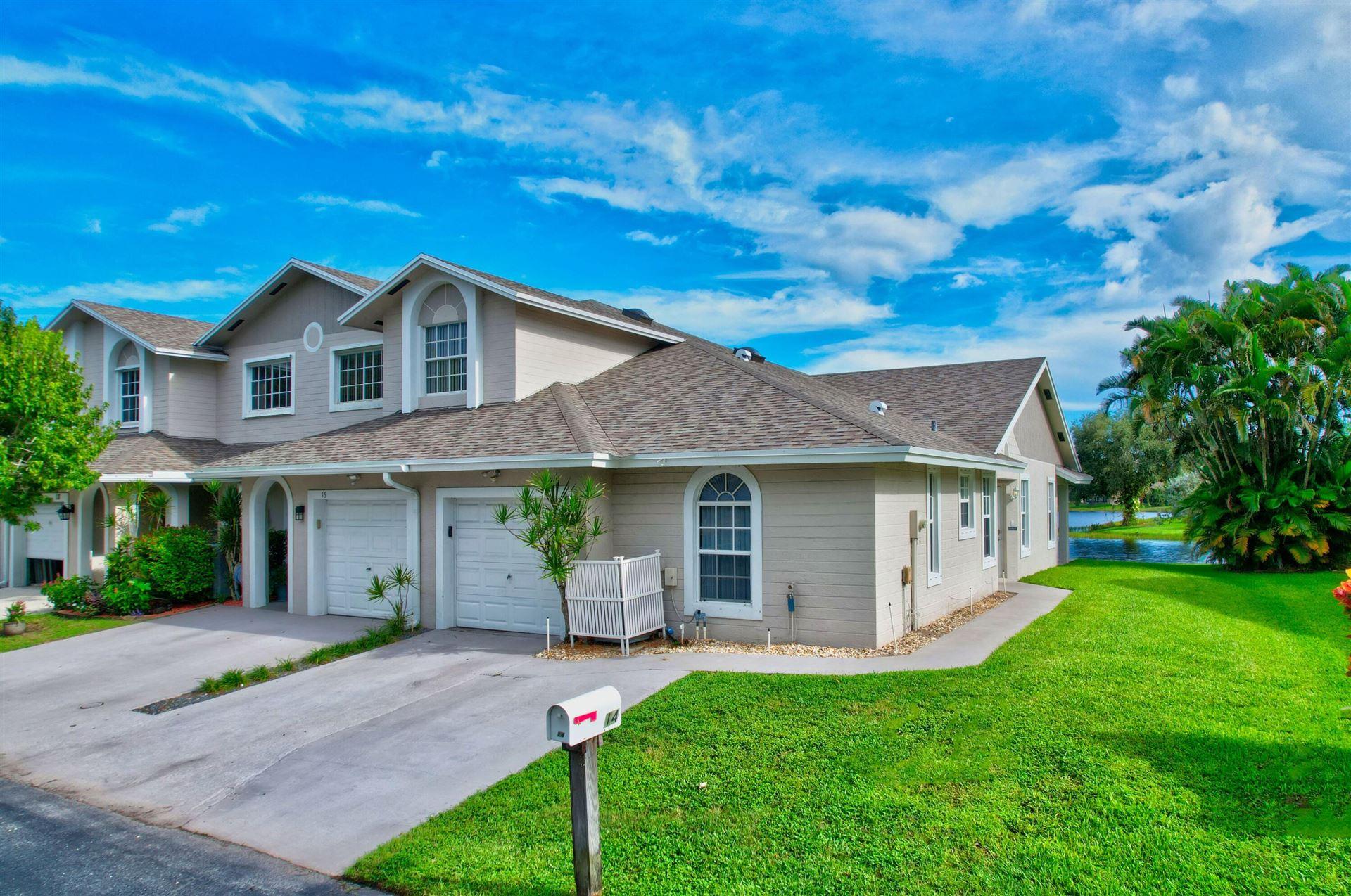 14 Desford Lane, Boynton Beach, FL 33426 - MLS#: RX-10747833