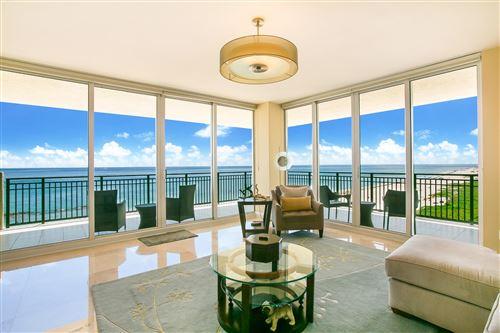 Photo of 3800 N Ocean Drive #852, Singer Island, FL 33404 (MLS # RX-10697834)