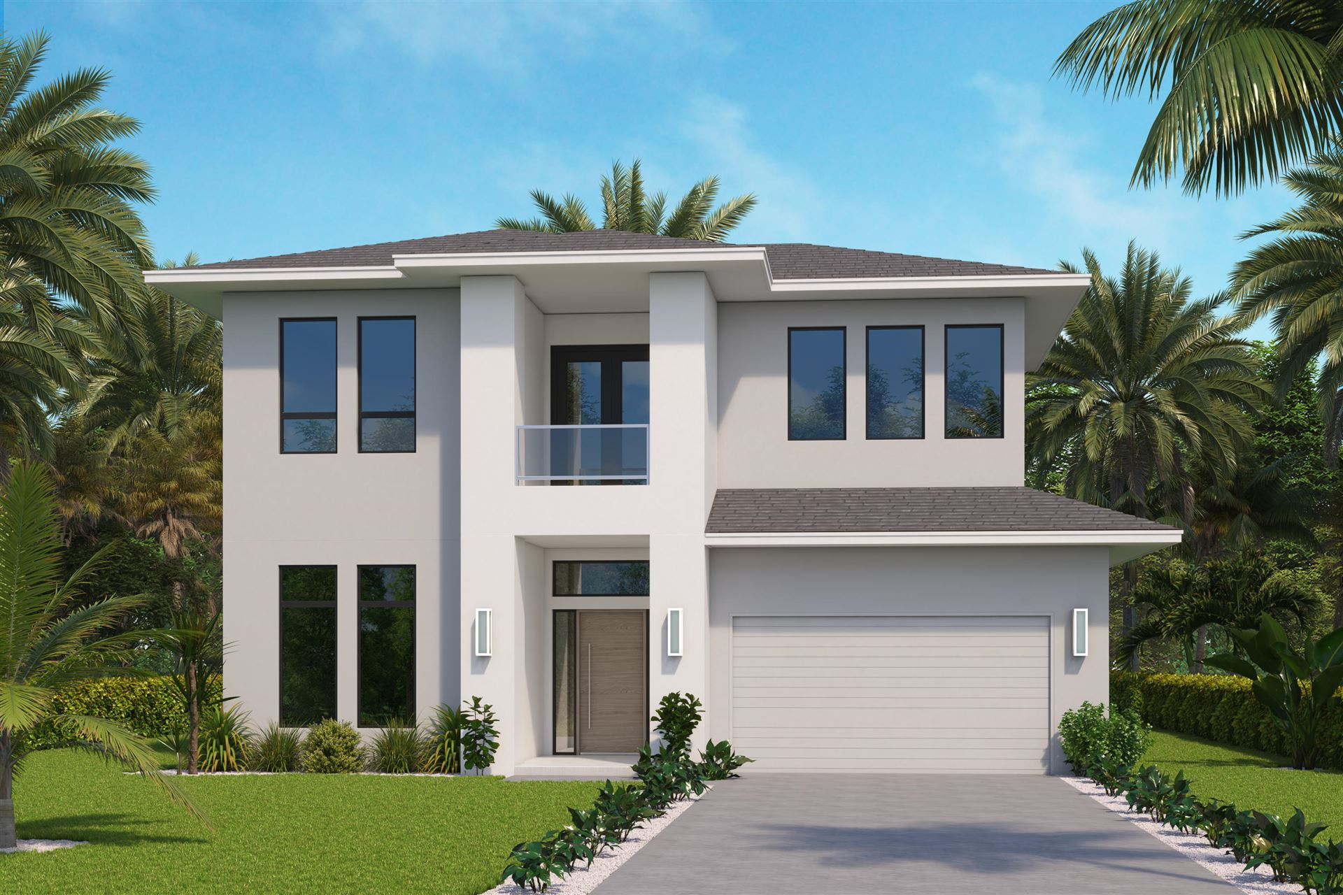Photo of 3000 Blue Cypress Lane, Wellington, FL 33414 (MLS # RX-10716834)