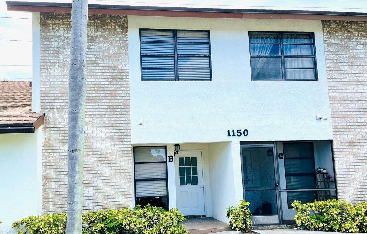 1150 Parkside Green B Drive #B, Greenacres, FL 33415 - MLS#: RX-10736834