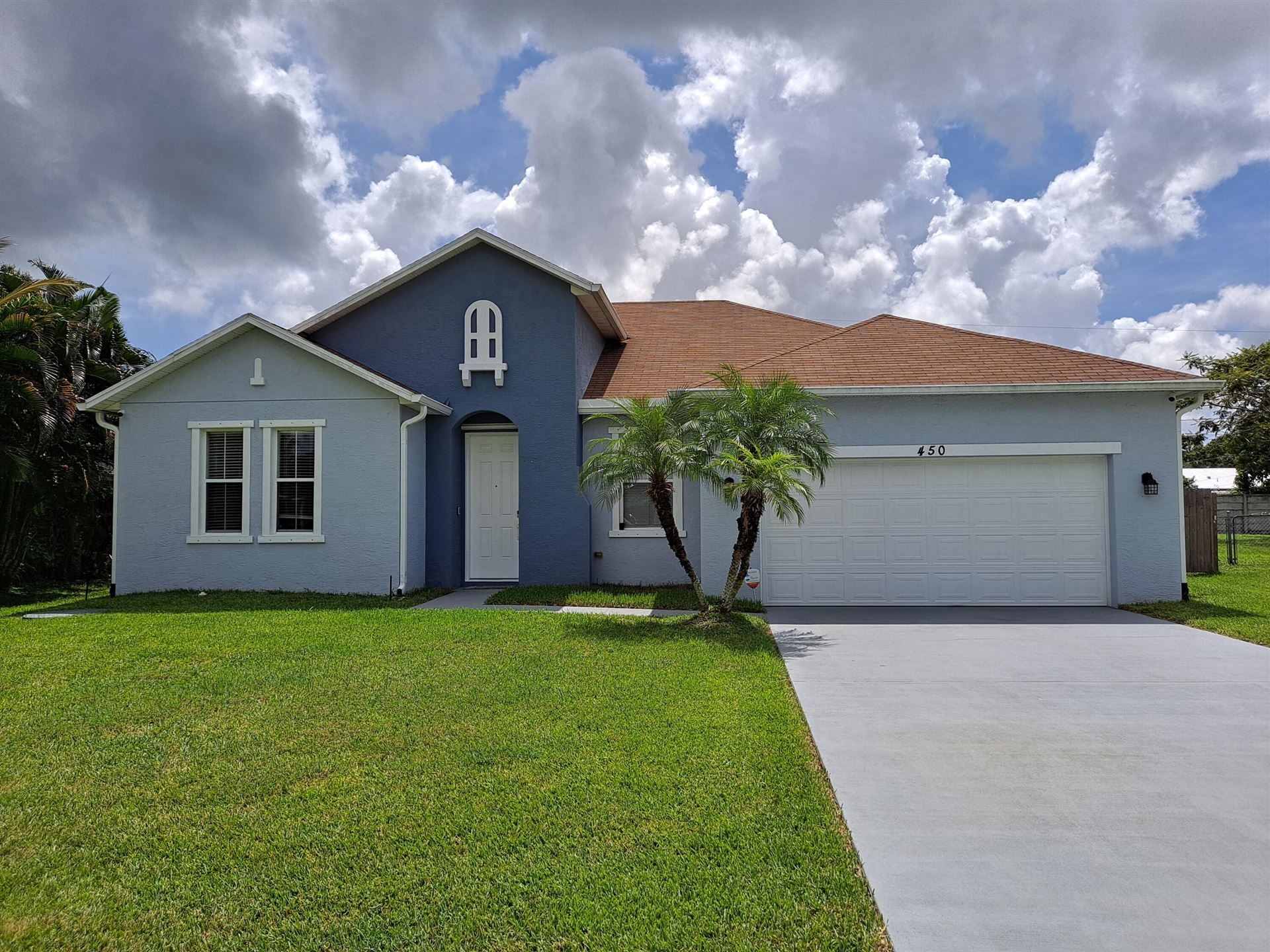 450 SE Verada Avenue, Port Saint Lucie, FL 34983 - MLS#: RX-10741834