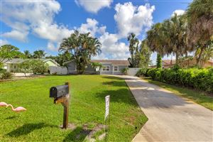 Photo of 5107 Woodland Drive, Delray Beach, FL 33484 (MLS # RX-10546835)