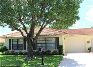 Photo of 4550 Pandanus Tree Road #A, Boynton Beach, FL 33436 (MLS # RX-10548835)