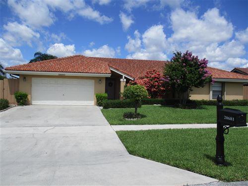 Photo of 20681 Bay Brooke Court, Boca Raton, FL 33498 (MLS # RX-10631835)